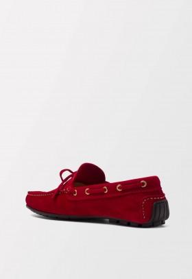 Zapato de Mujer Azul Vas DADI-B