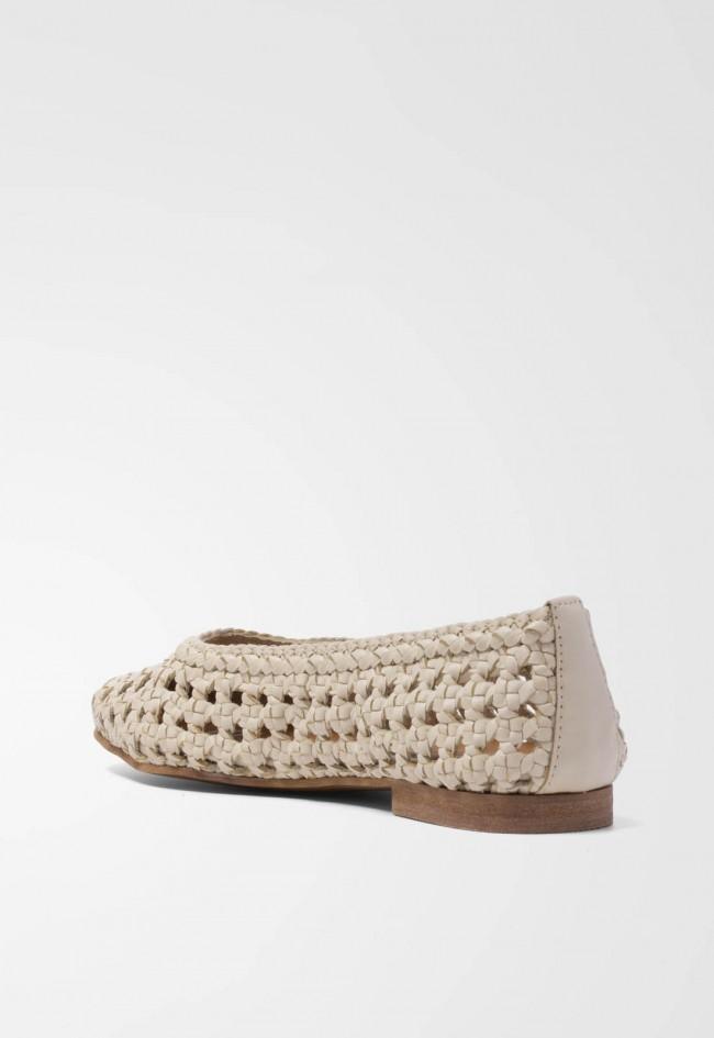 Zapato de Mujer Negro Vas ALTEA B