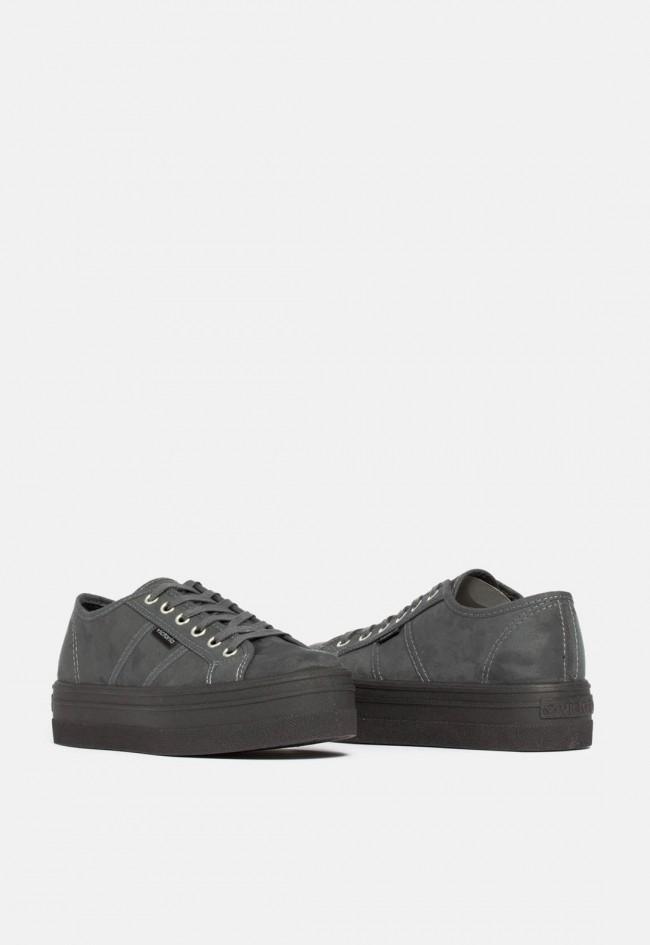 Bota de Mujer Gris Lady Shoes 8064
