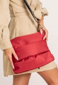 Bolso acolchado shopper de Mujer Rojo Lookat LK BS20-022