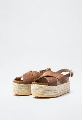 Sandalia de Mujer Blanco Vas SANDALIA PALA