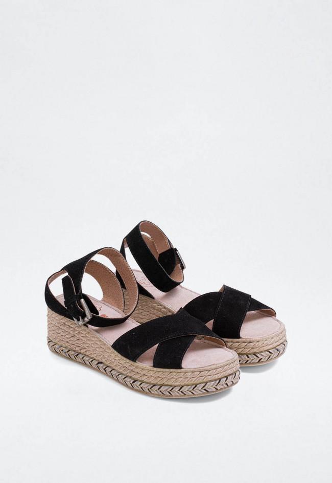 Zapatillas de Mujer Celeste  Natural World 612E