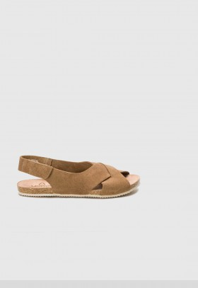 Sandalia de Mujer Negro Buffalo 11014-261