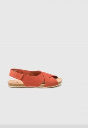 Sandalia de Mujer NegroBuffalo ZS 2385