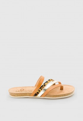 Sandalia de Mujer Negro Glo 305271-377N
