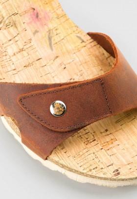 Zapato de Hombre Marrón Vas 590-K2-4990D