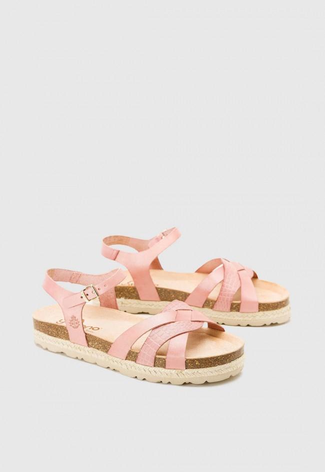 Zapato de Hombre Gris Vas 590-K2-4990D
