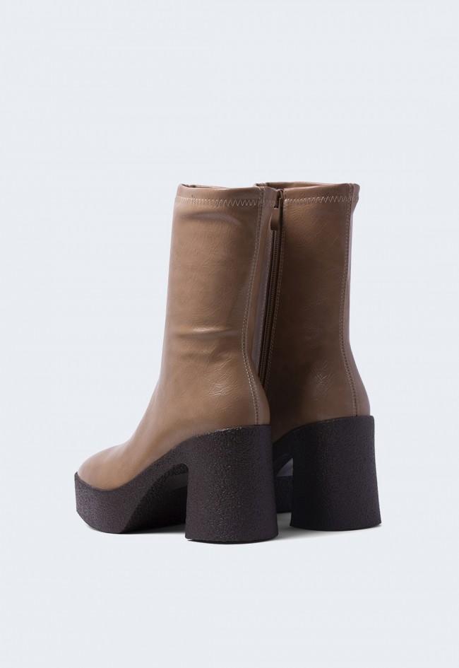 Zapato de Mujer Negro Exe GARDA 211