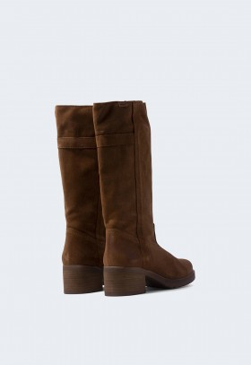 Zapato de Mujer Blanco Exe GARDA 211