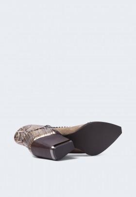 Zapato de Mujer Negro Sixty Seven 76878