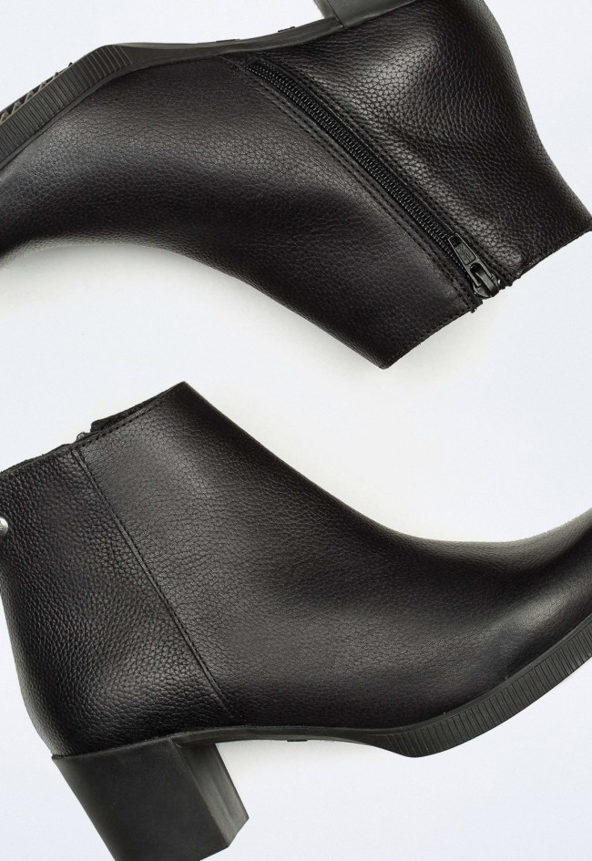Zapato de Mujer Negro Blink 601766 AQ 01