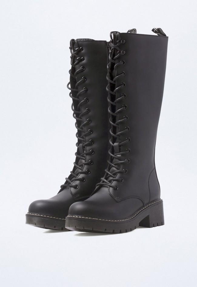 Zapato de Hombre Negro Vas 7006