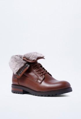 Zapatillas de Hombre Gris Natural World 303E
