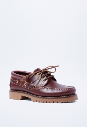 Zapatillas de Hombre Celeste Natural World 303E