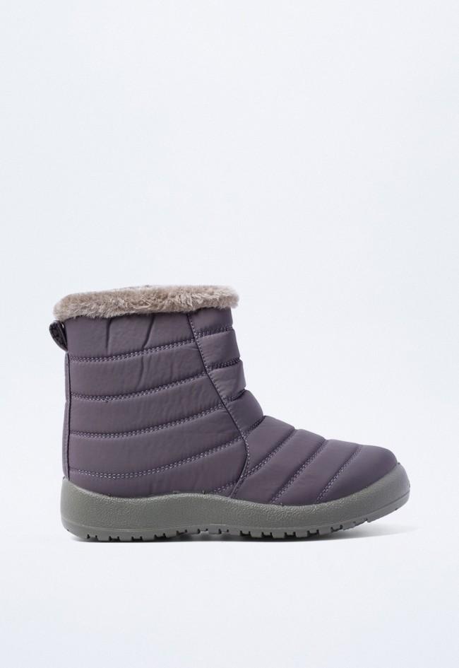 Zapatillas de Hombre Gris Natural World 306E