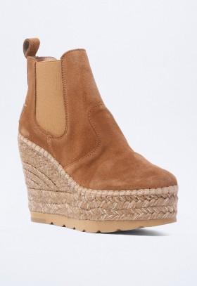 Sandalia de Mujer Negro Coolway GARRIC
