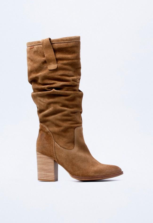 Yute de Mujer Oro Trio Shoes S1532604